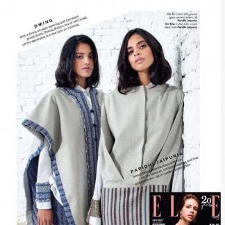 Media  Elle, August 2016