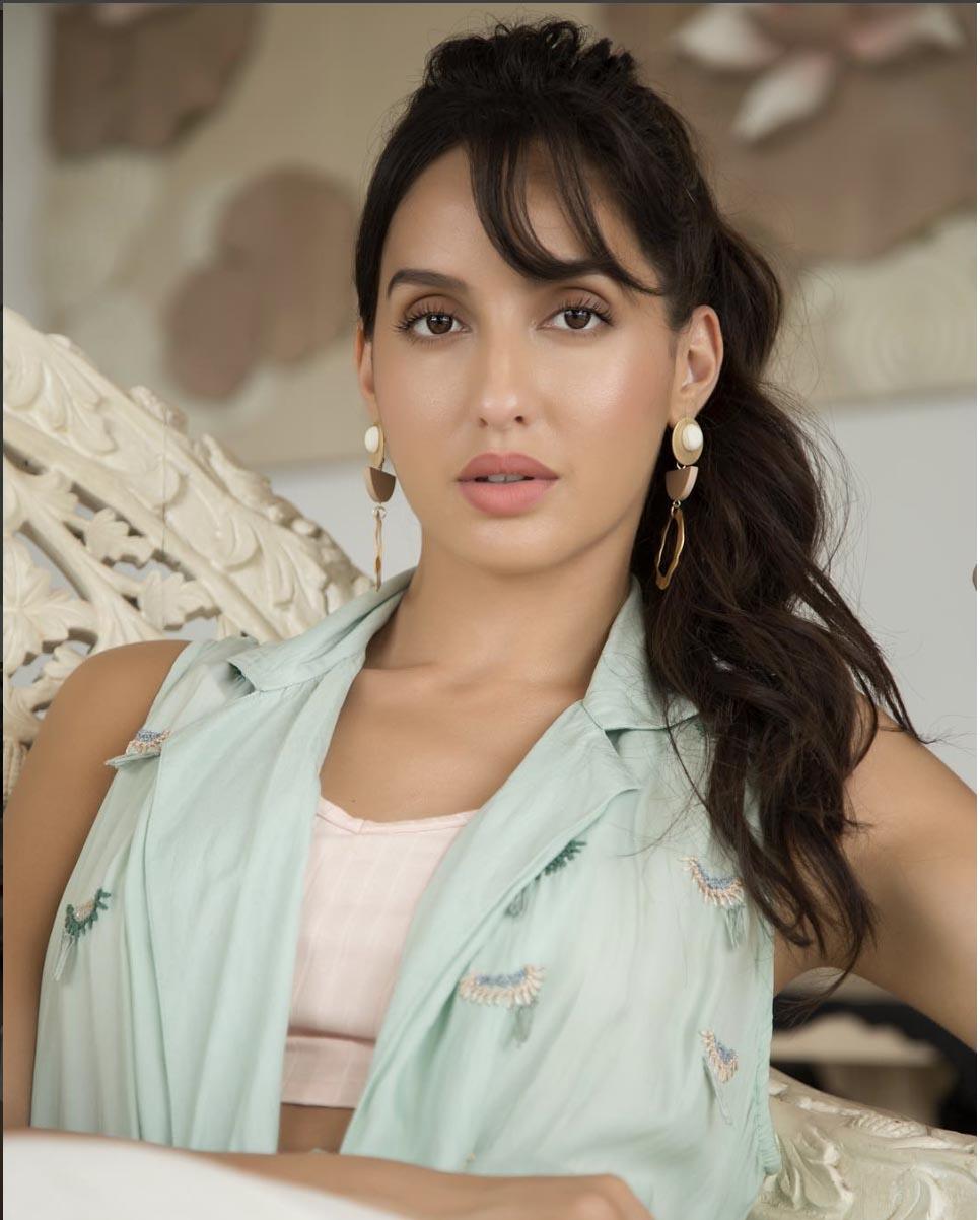 Celebrity looks Nora Fatehi